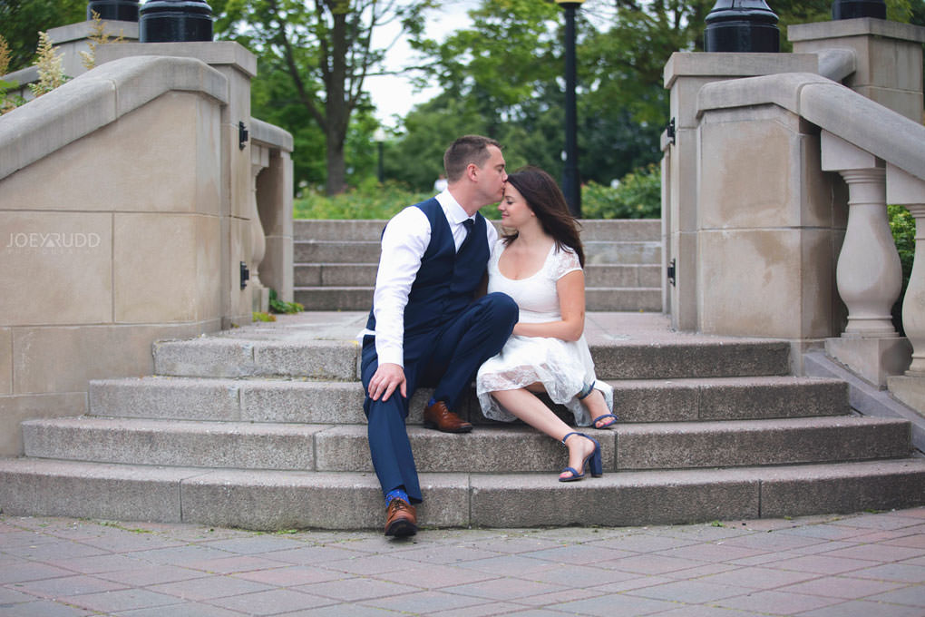 Ottawa Elopement Wedding by Ottawa Wedding Photographer Joey Rudd Photography Art Gallery Major's Hill Park Parliament Chateau Laurier Exceptional Ceremonies Lifestyle Intimate