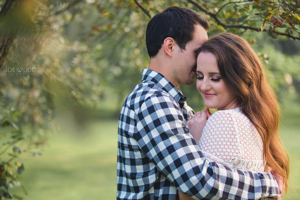 Engagement session at the Arboretum by Ottawa Wedding Photographer Joey Rudd Photography Nature