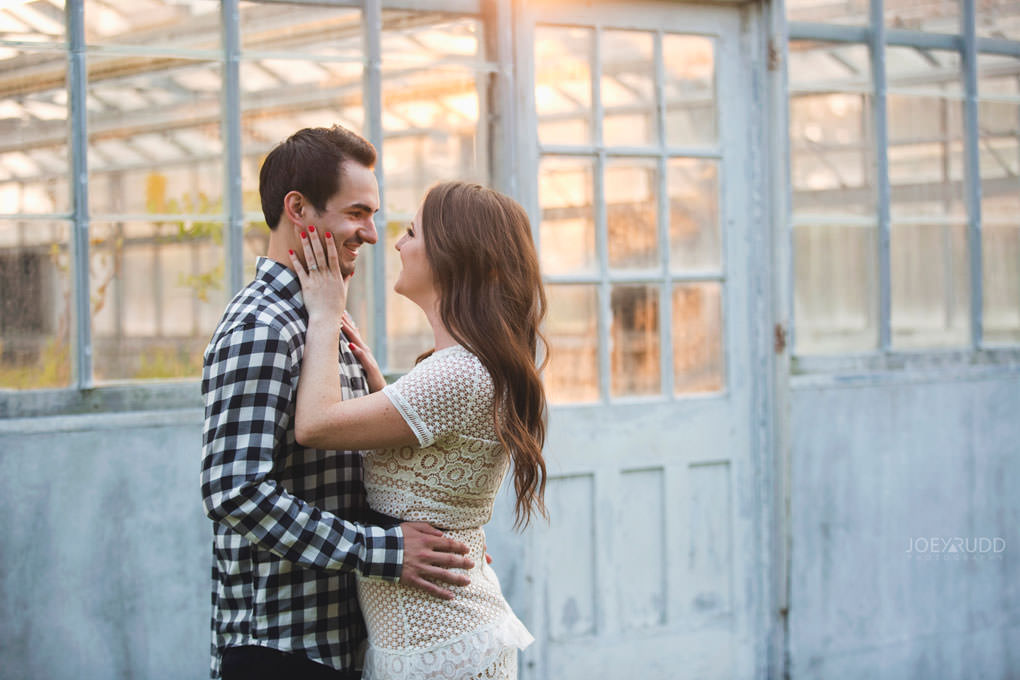 Ottawa Engagement Session at the Experimental Farm and Arboretum by Ottawa Wedding Photographer Joey Rudd Photography Golden Hour