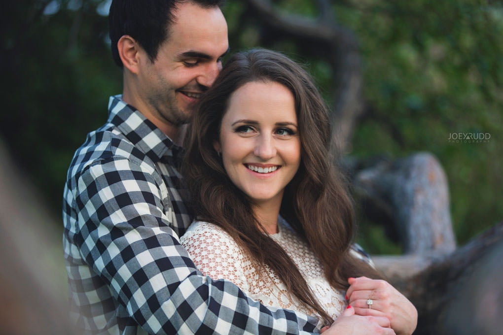 Ottawa Engagement Session at the Experimental Farm and Arboretum by Ottawa Wedding Photographer Joey Rudd Photography Cute Pose