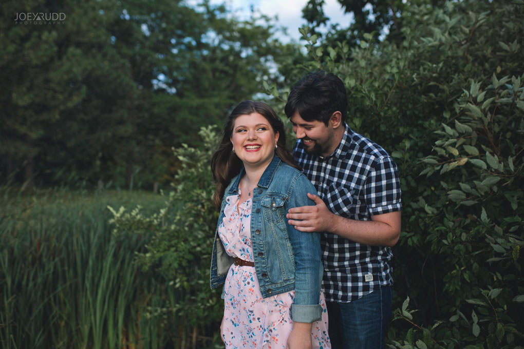 Andrw Haydon Park Engagement Photos by Ottawa Wedding Photographer Joey Rudd Photography candid fun