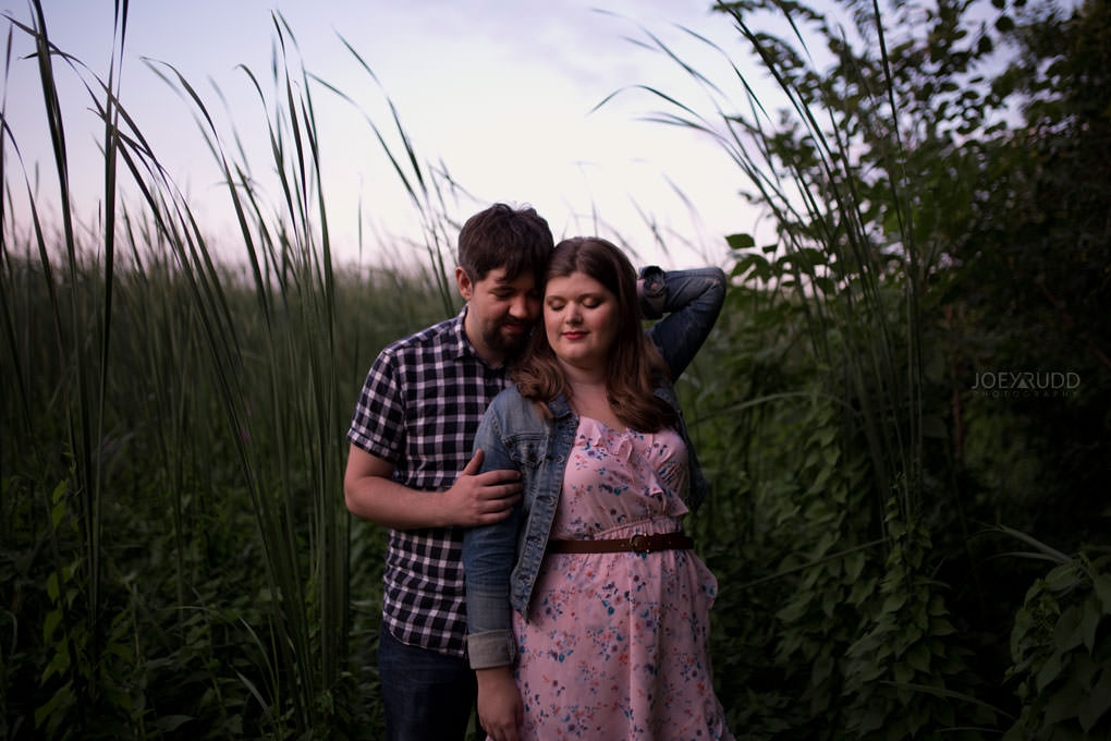 Andrw Haydon Park Engagement Photos by Ottawa Wedding Photographer Joey Rudd Photography Marshes