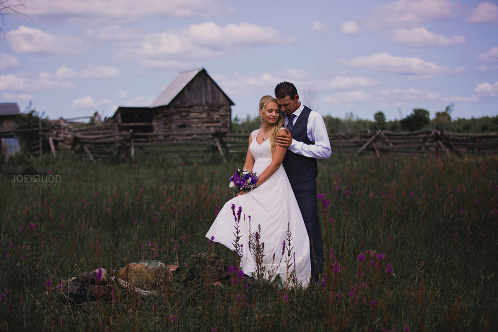 Ottawa Wedding Photography by Ottawa Wedding Photographer Joey Rudd Photography Elopement Carleton Place Smiths Falls Ontario Rustic Barn