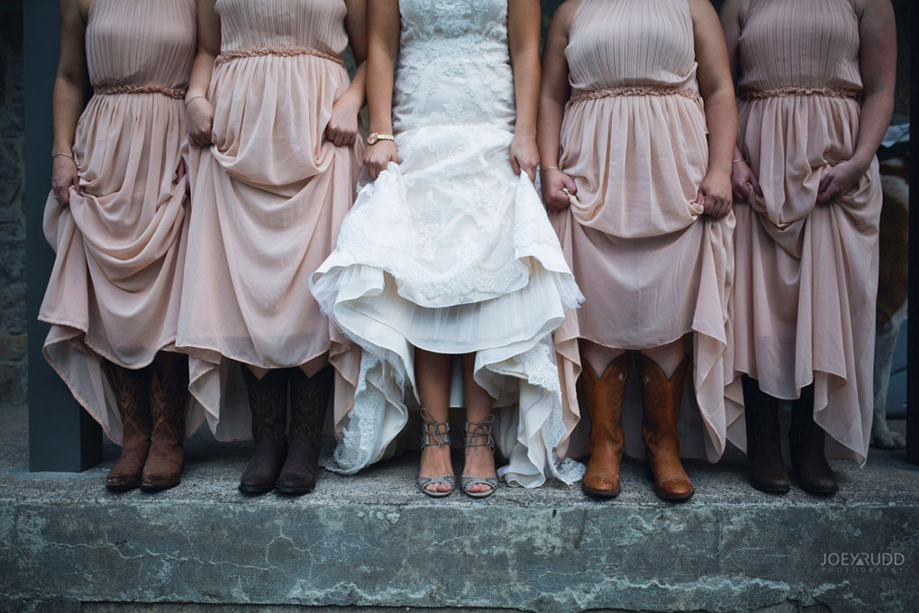 Bean Town Ranch Wedding by Ottawa Wedding Photographer Joey Rudd Photography dresses