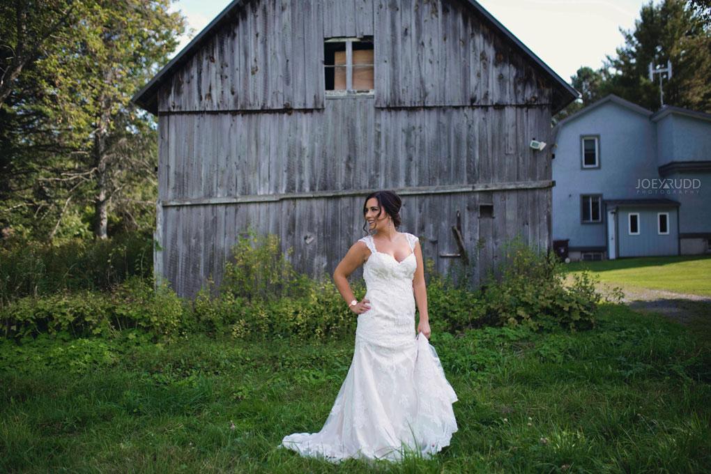 Bean Town Ranch Wedding by Ottawa Wedding Photographer Joey Rudd Photography bride