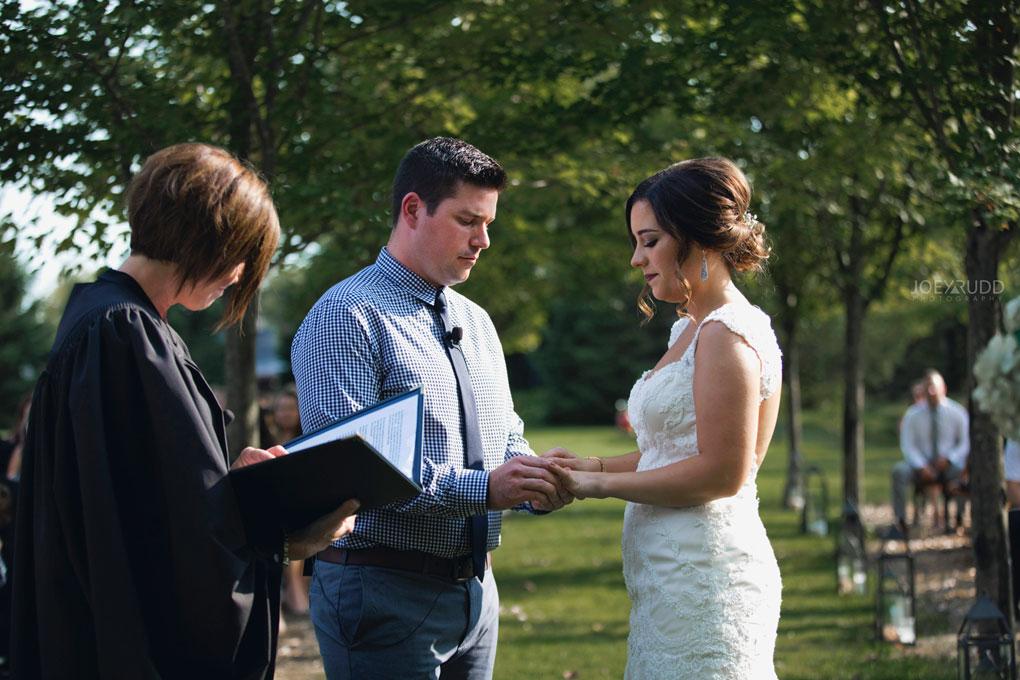 Bean Town Ranch Wedding by Ottawa Wedding Photographer Joey Rudd Photography rings