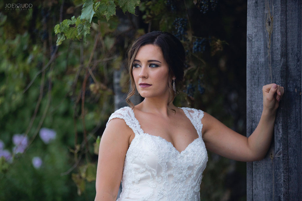 Bean Town Ranch Wedding by Ottawa Wedding Photographer Joey Rudd Photography bridal portrait