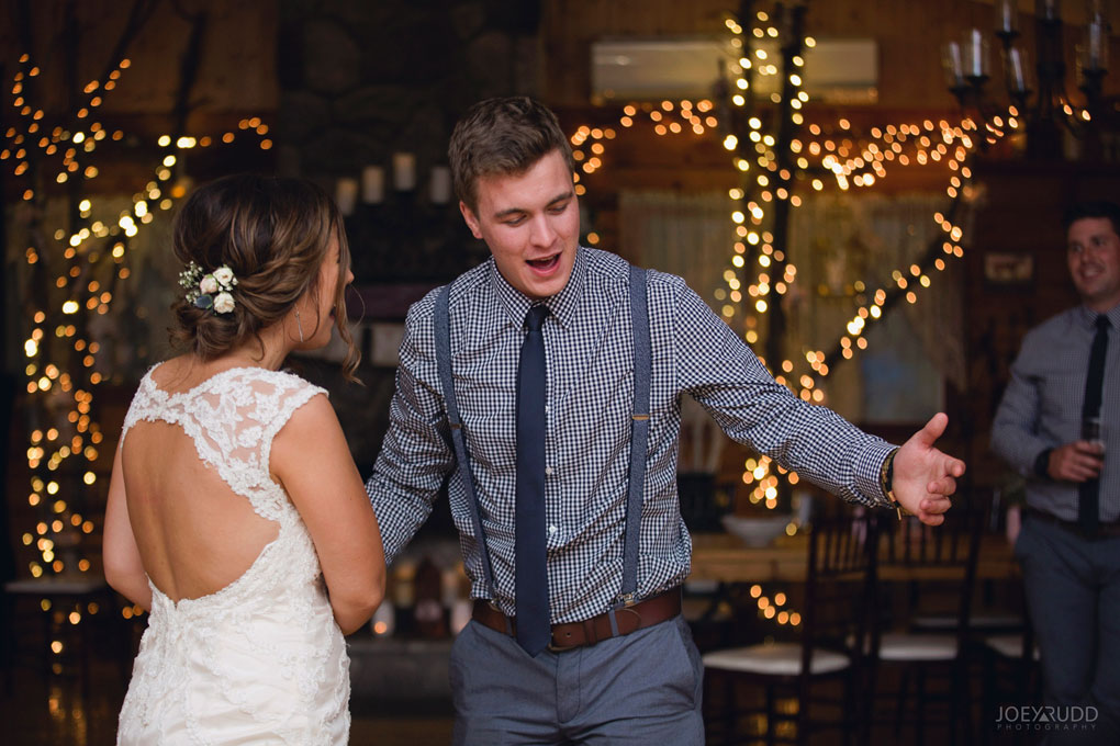 Bean Town Ranch Wedding by Ottawa Wedding Photographer Joey Rudd Photography Reception Wedding Venue Happy