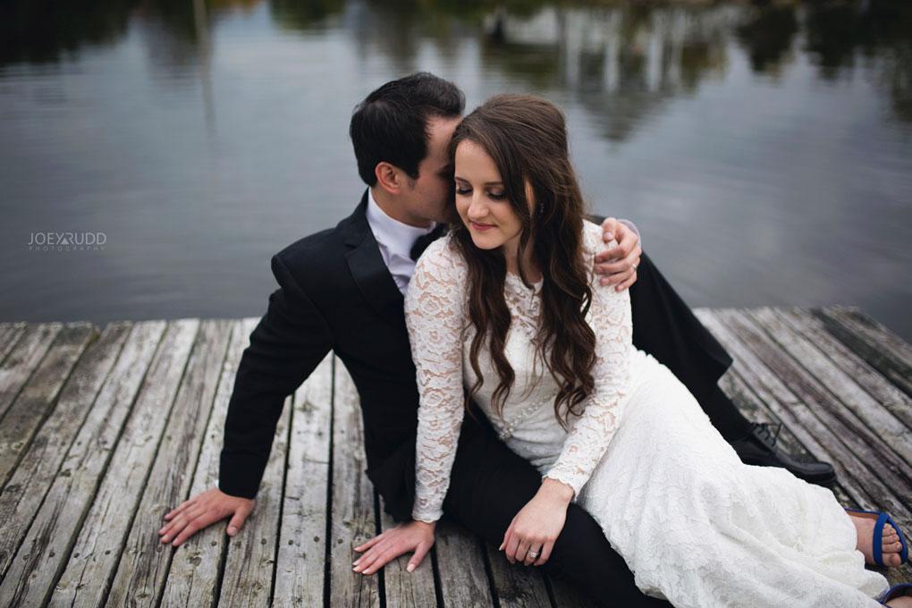 Orchard View Wedding by Ottawa Wedding Photographer Joey Rudd Photography Dock