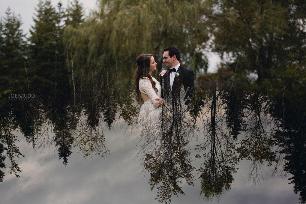 Orchard View Wedding by Ottawa Wedding Photographer Joey Rudd Photography multiple exposure