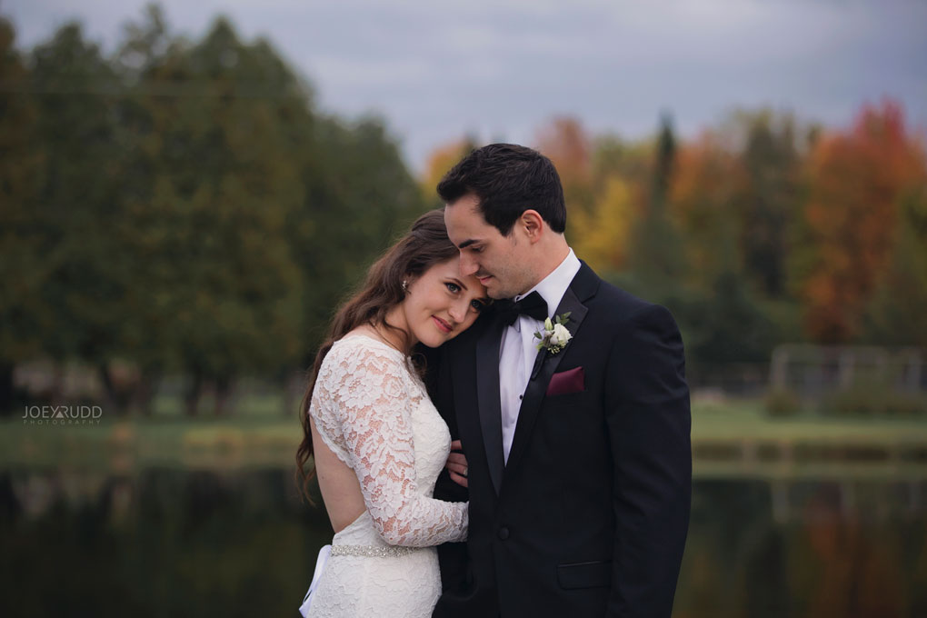 Orchard View Wedding by Ottawa Wedding Photographer Joey Rudd Photography autumn