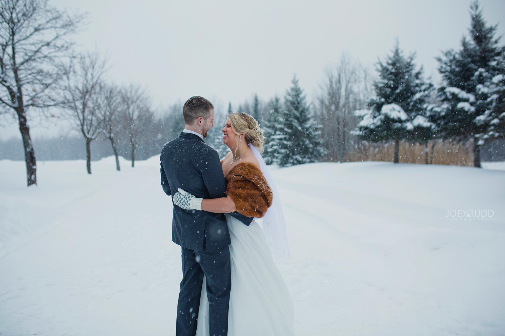 Winter Wedding in Ottawa at Greyhawk Golf Club by Ottawa Wedding Photographer Joey Rudd Photography Dancing