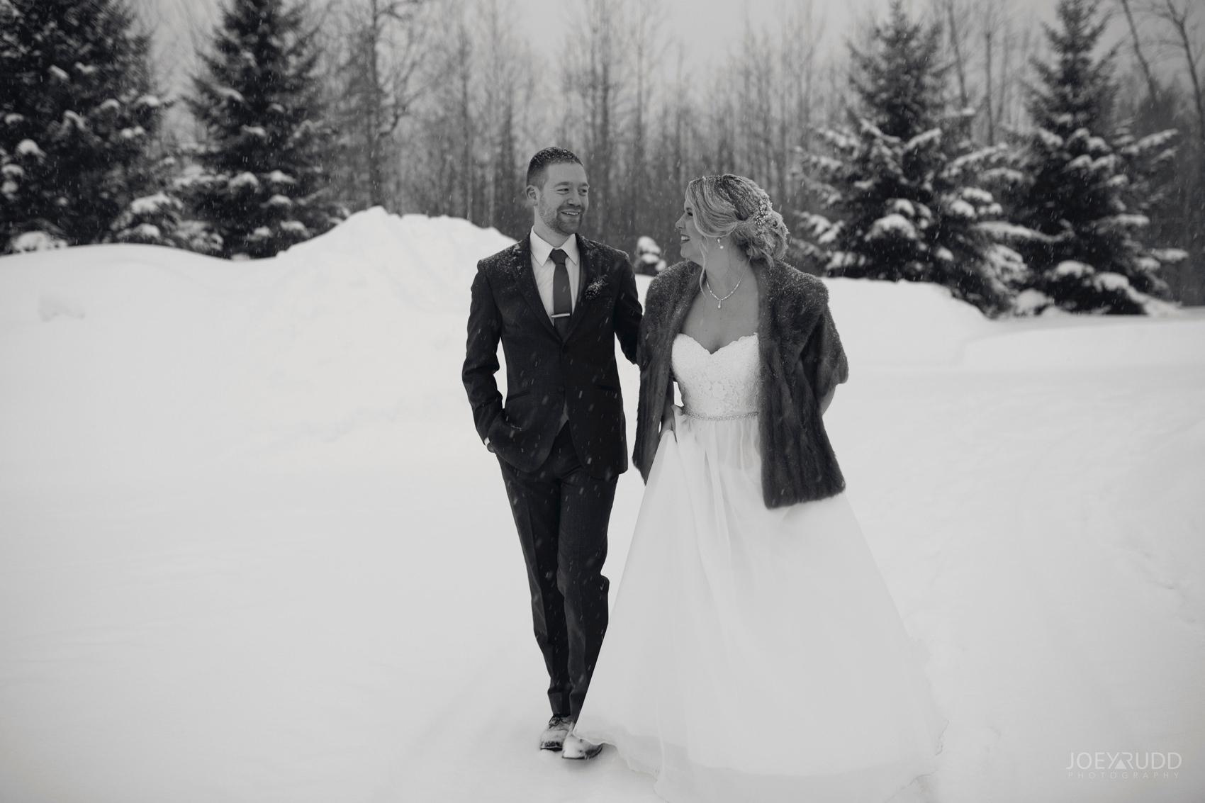 Winter Wedding in Ottawa at Greyhawk Golf Club by Ottawa Wedding Photographer Joey Rudd Photography Lifestyle
