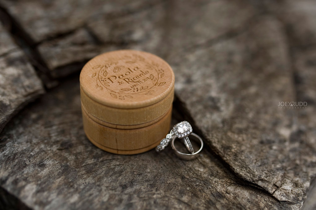 Elopement Wedding by Ottawa Wedding Photographer Joey Rudd Photography, Elopement, Elope, Wedding, Moody, Arboretum, Rings