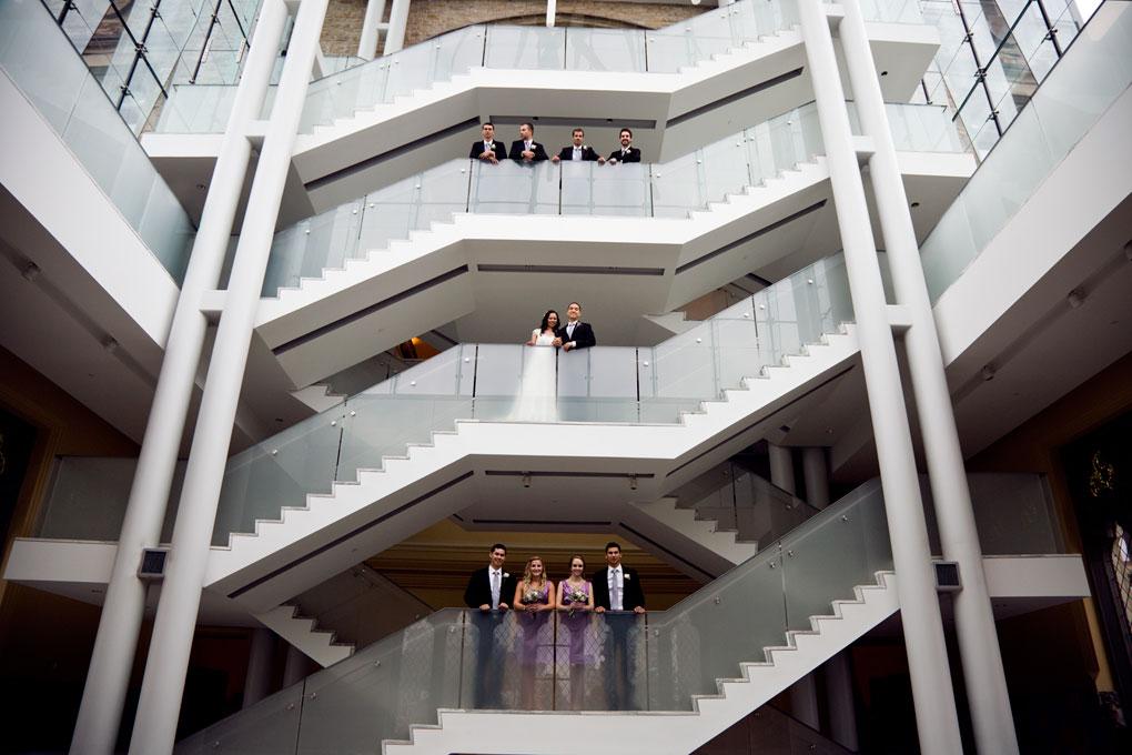 Wedding at the Museum of Nature, indoor locations, indoor photos, rain options