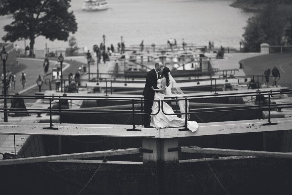 Ottawa Locks, Wedding Photos, Wedding Photography