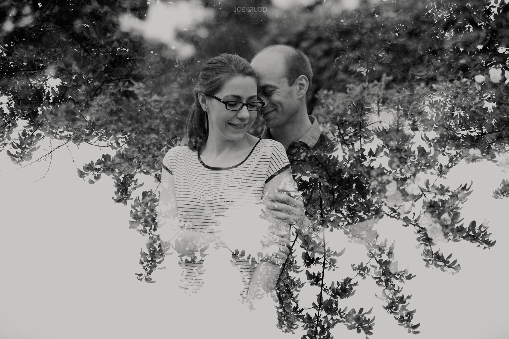 Rideau Hall Engagement, Joey Rudd Photography, Ottawa, Ottawa Engagement, Ottawa Engagement Photos, Fountain, Engaged Ottawa, Wedding Photographer, Wedding Photography, Rideau Park, Photo Locations Ottawa, Places for Photos in Ottawa, double exposure