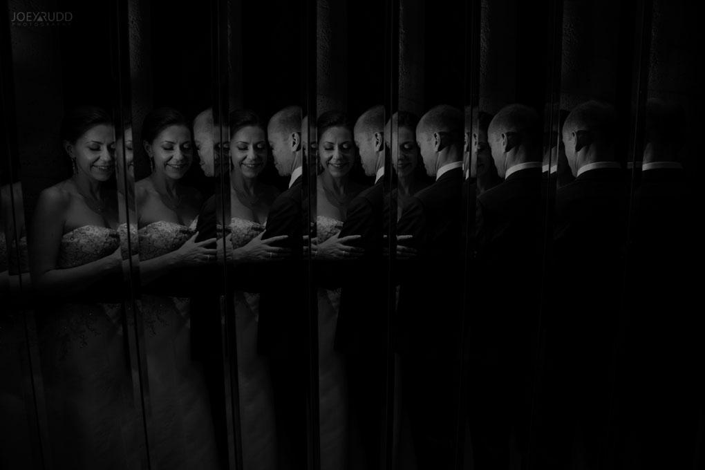 Restaurant 18, Restaurant Eighteen, 18 restaurant, eighteen restaurant, Ottawa Wedding, Ottawa Wedding Photographer, Ottawa Wedding Photography, Wedding at Eighteen, Wedding at 18, Byward Market, Downtown Ottawa, Wedding Photos, Wedding Photography, Double Exposure, Unique, Candid, Natural, Happy, Ottawa Sign, Joey Rudd Photography, Best Wedding Photographer in Ottawa, Unique wedding photos, Mirrors