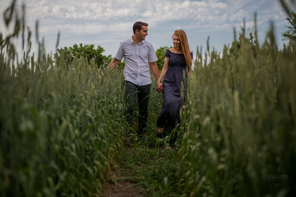 Ontario Photographer, Engagement Photos, engagement photographer, Newington photographer, ottawa photographer, ottawa wedding, ottawa wedding photography, rustic wedding, rustic engagement, farm wedding, farm wedding photos, walking through field