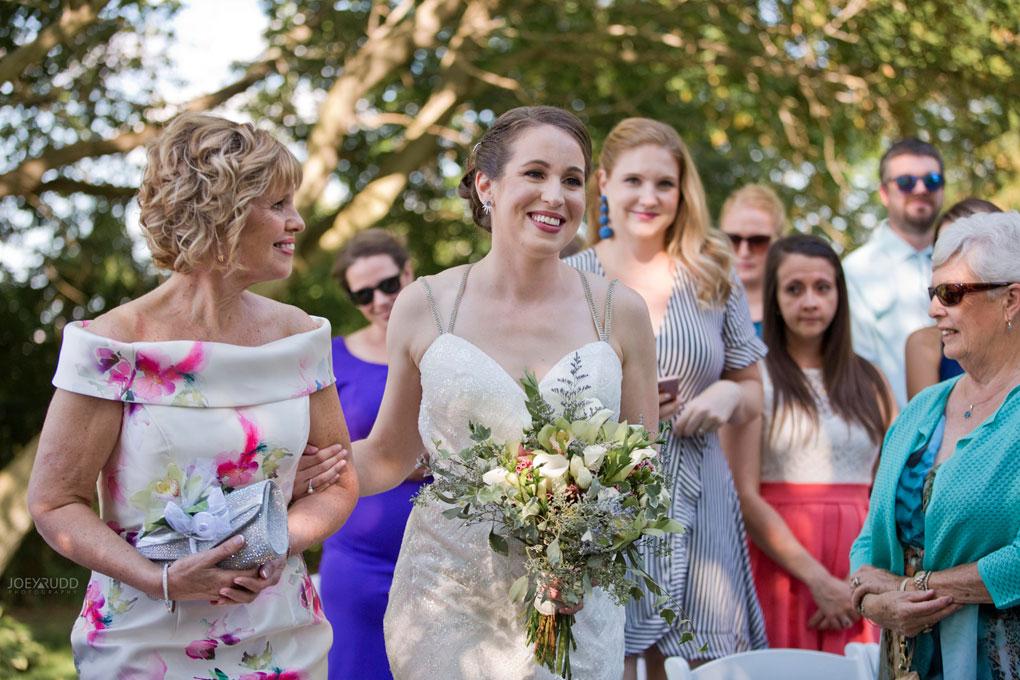 Marshes Wedding, Marshes Golf Club, Ottawa, Ottawa Wedding, Ontario Wedding, Joey Rudd Photography, Wedding Photos, Ceremony, Bride