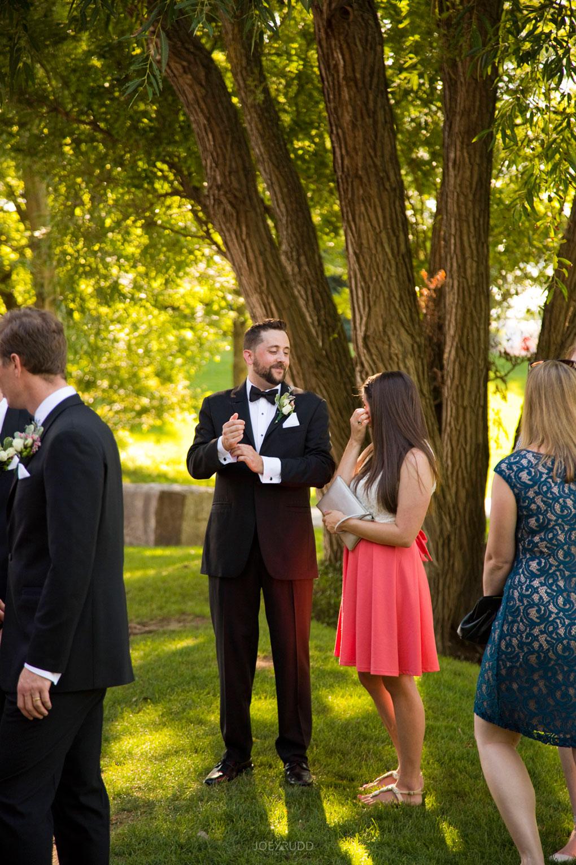 Marshes Wedding, Marshes Golf Club, Ottawa, Ottawa Wedding, Ontario Wedding, Joey Rudd Photography, Wedding Photos, Ceremony, Guests