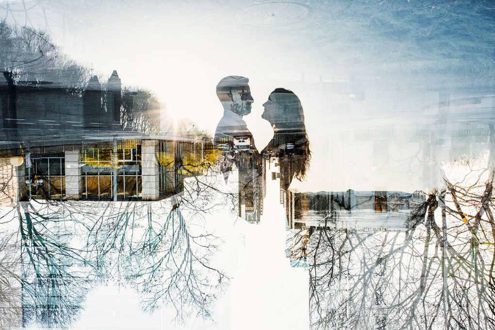 Ottawa Engagement Photos, Engaged, Wedding Planning, Wedding Venues, Photo Locations, Joey Rudd Photography, Covered photo locaitons in ottawa, double exposure, multiple exposure