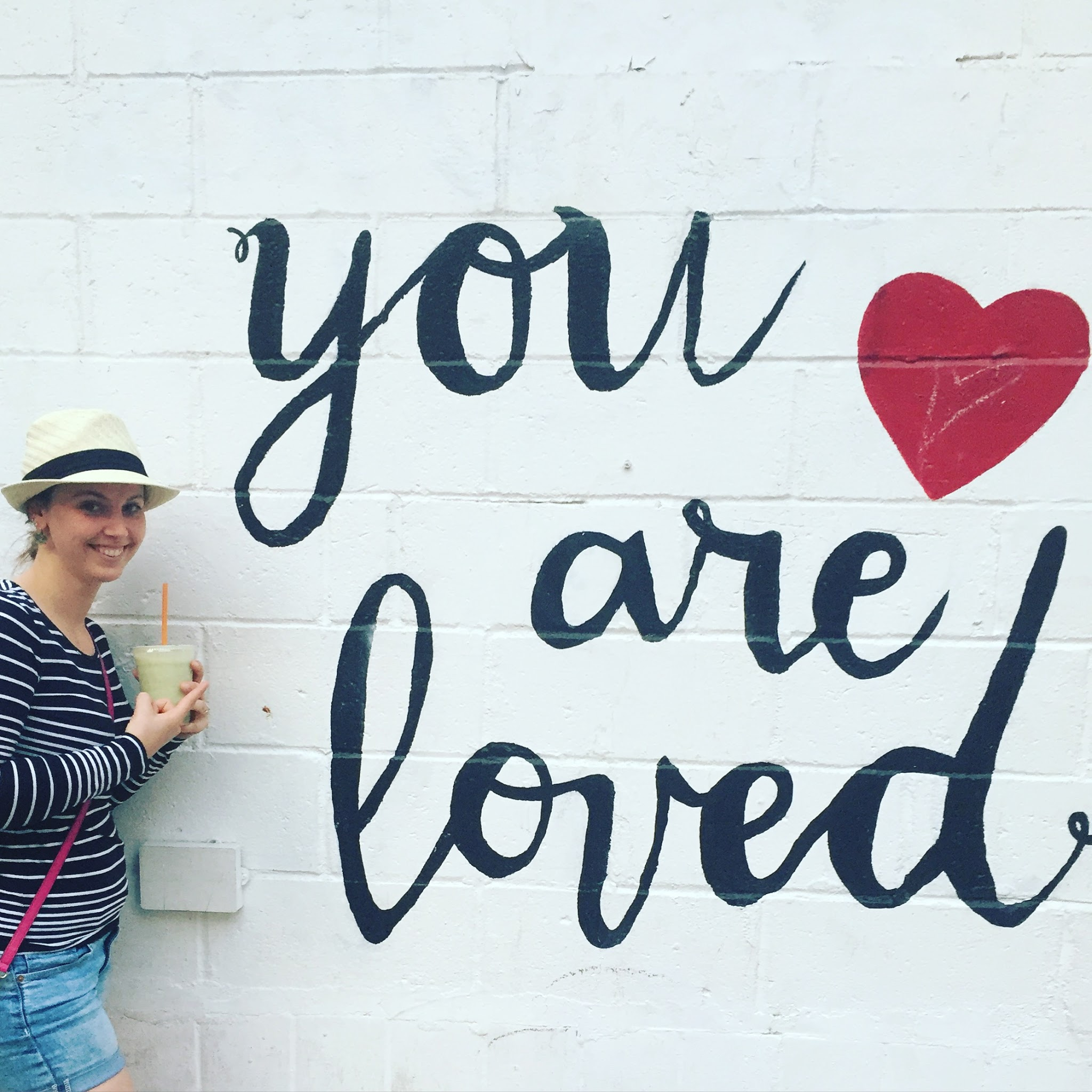You. Are. Loved.