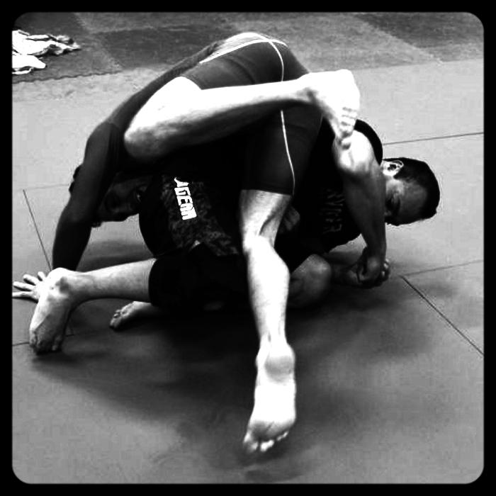 No Gi Brazilian Jiu-Jitsu