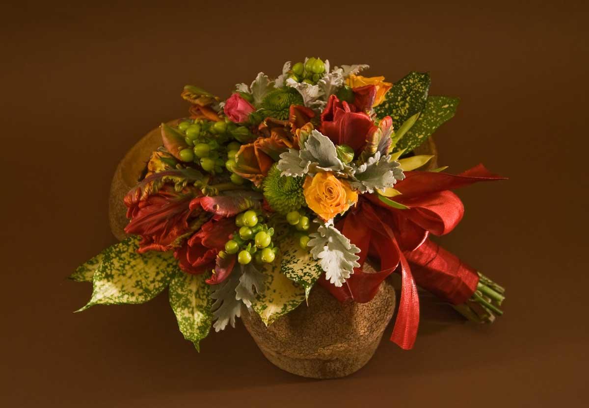1/12  Wedding bouquet #1 - $150