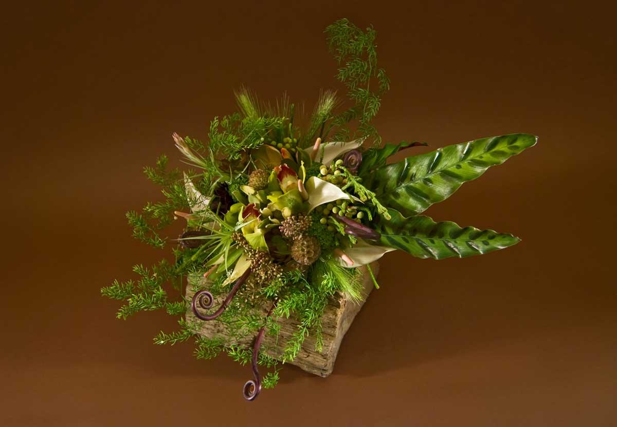 6/12  Wedding bouquet #6 - $225
