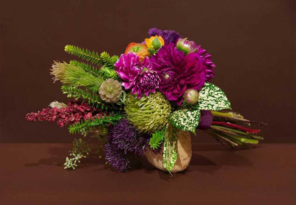 7/12  Wedding bouquet #7 - $250