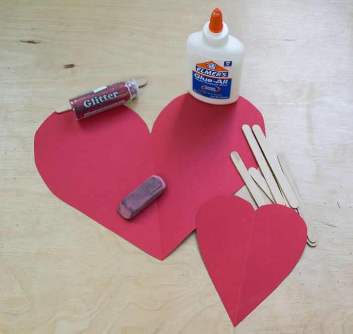A few days ago, I went out shopping for Catalina so we can make our own props. It was fun feeling like arts and crafts (even though glitter is the root of all evil… just kidding). Simple events like shopping to create a heart prop reminded me to always try to figure out another way. You don't always have to buy the things you may need for a shoot, although it might be convenient and easier, but it isn't the only way.   Everyday I am finding a little lesson or reminder to take away for me. Gratitude and acknowledgement are two things that could help provide for a better day!
