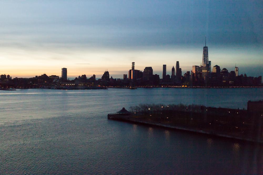 Woke up at dawn to witness the beautiful sunrise