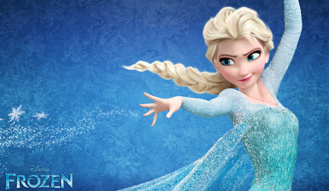 """Queen Elsa of Frozen was right when she sang """"Let it Go"""""""