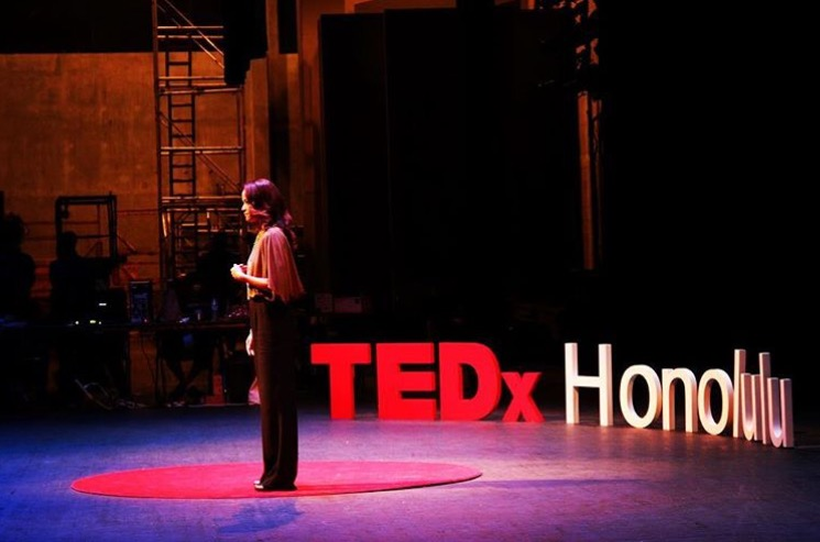 Salina Storozuk, Yogini & Founder of Flo Yoga Hawaii recently spoke at TEDxHonolulu about the Flow State.