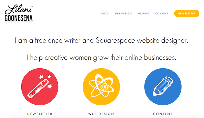 5 Reasons why Squarespace is Awesome for Small Businesses   Lilani Goonesena Squarespace is a really great website platform for creative ventures, freelancers and small businesses. Here's 5 reasons your business should be on Squarespace http://www.lilanigoonesena.com/blog/why-squarespace-is-awesome-for-small-businesses