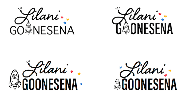 How To Rebrand Your Website From Portfolio To Business | Lilani Goonesena https://www.lilanigoonesena.com/blog/website-rebrand-portfolio-to-business In 2016, I changed my whole business focus and rebranded my website from portfolio to business. This is the exact process of how I did it! Early drafts of my new logo, designed using Adobe Illustrator