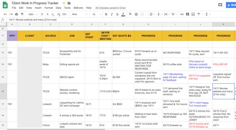 lilanigoonesena-copywriter-google-sheets-work-tracker.png