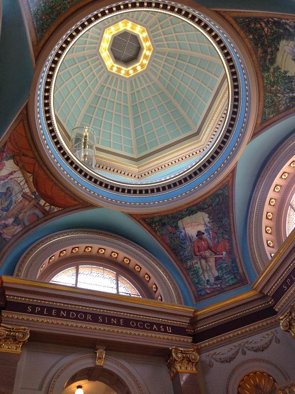 Rotunda of Victoria Parliament Buildings