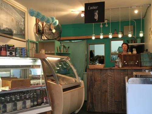 Cold Comfort Ice Cream Parlour