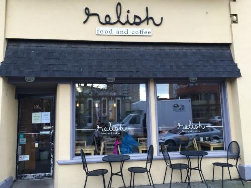 Relish Food and Coffee