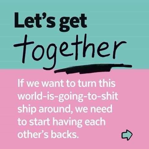 Let's Unfuck together 💚