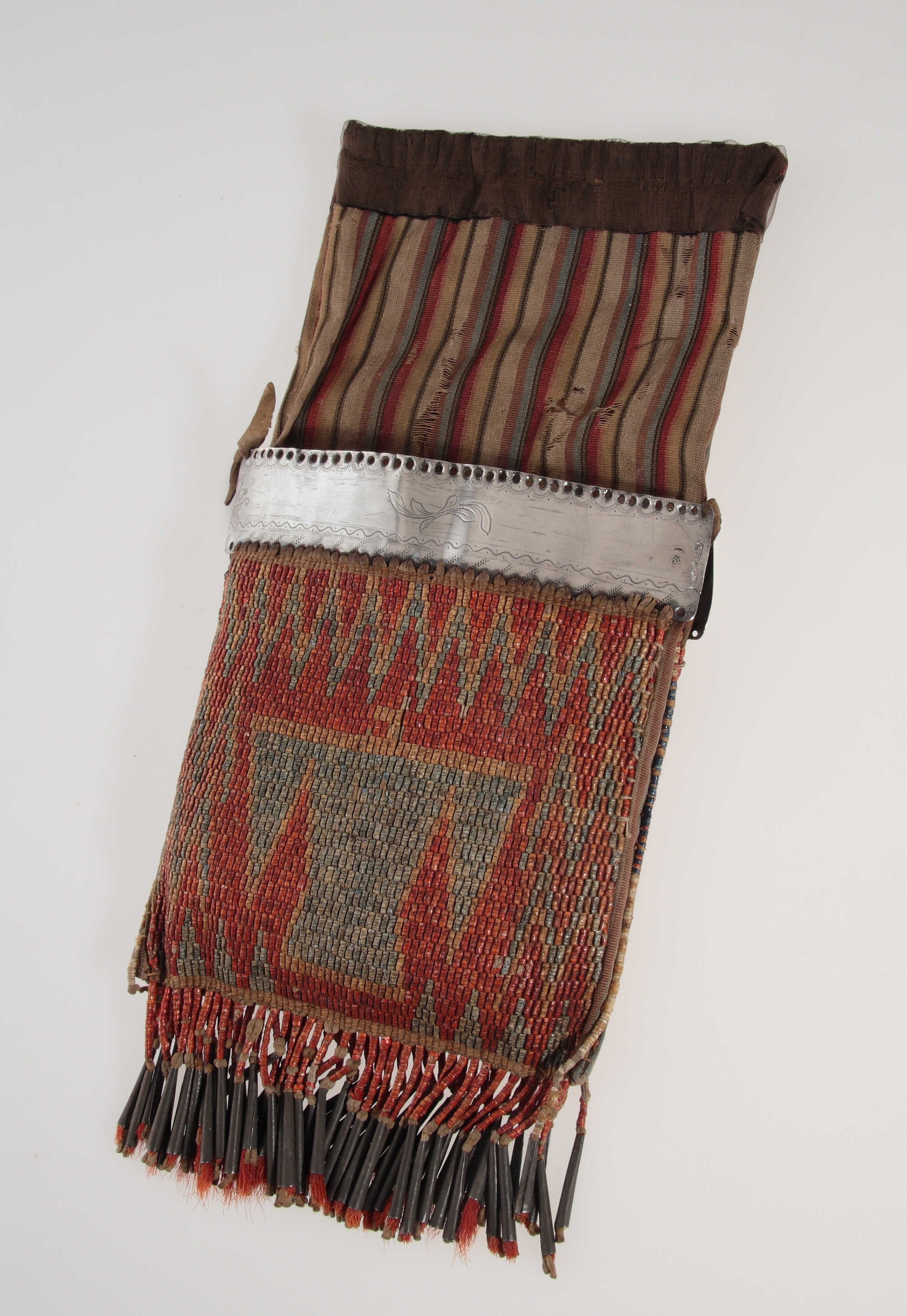 Medicine pouch, Anishinaabe, 1779-1817. Gift of David Ross McCord, M740 © McCord Museum