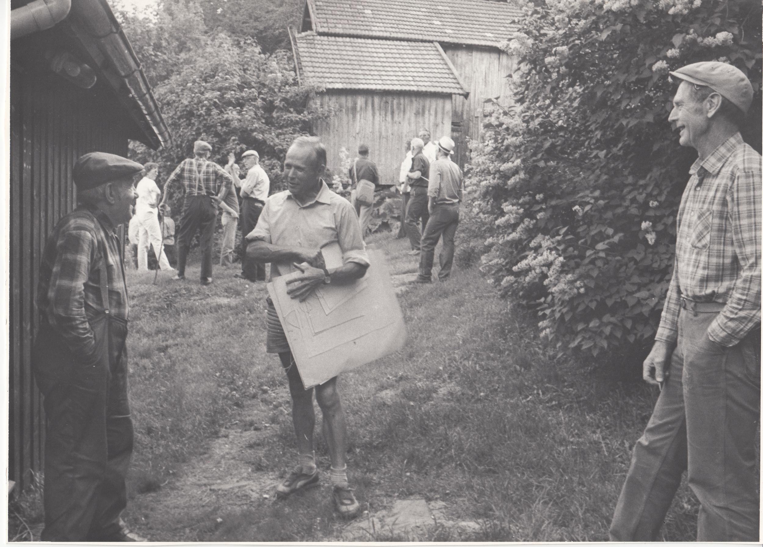 Skogmøte i Lia, 1984.jpg