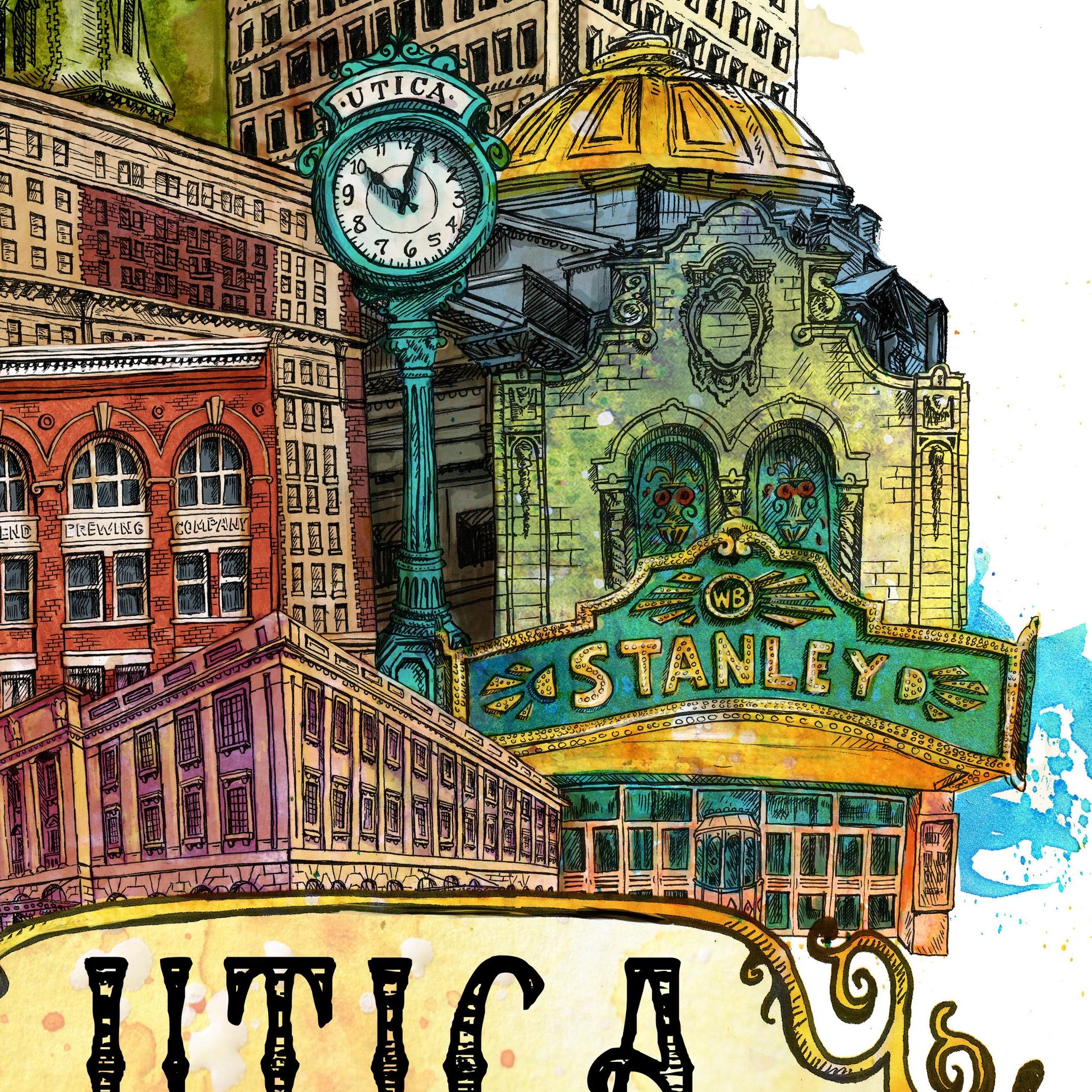 Freelance Illustration Utica NY