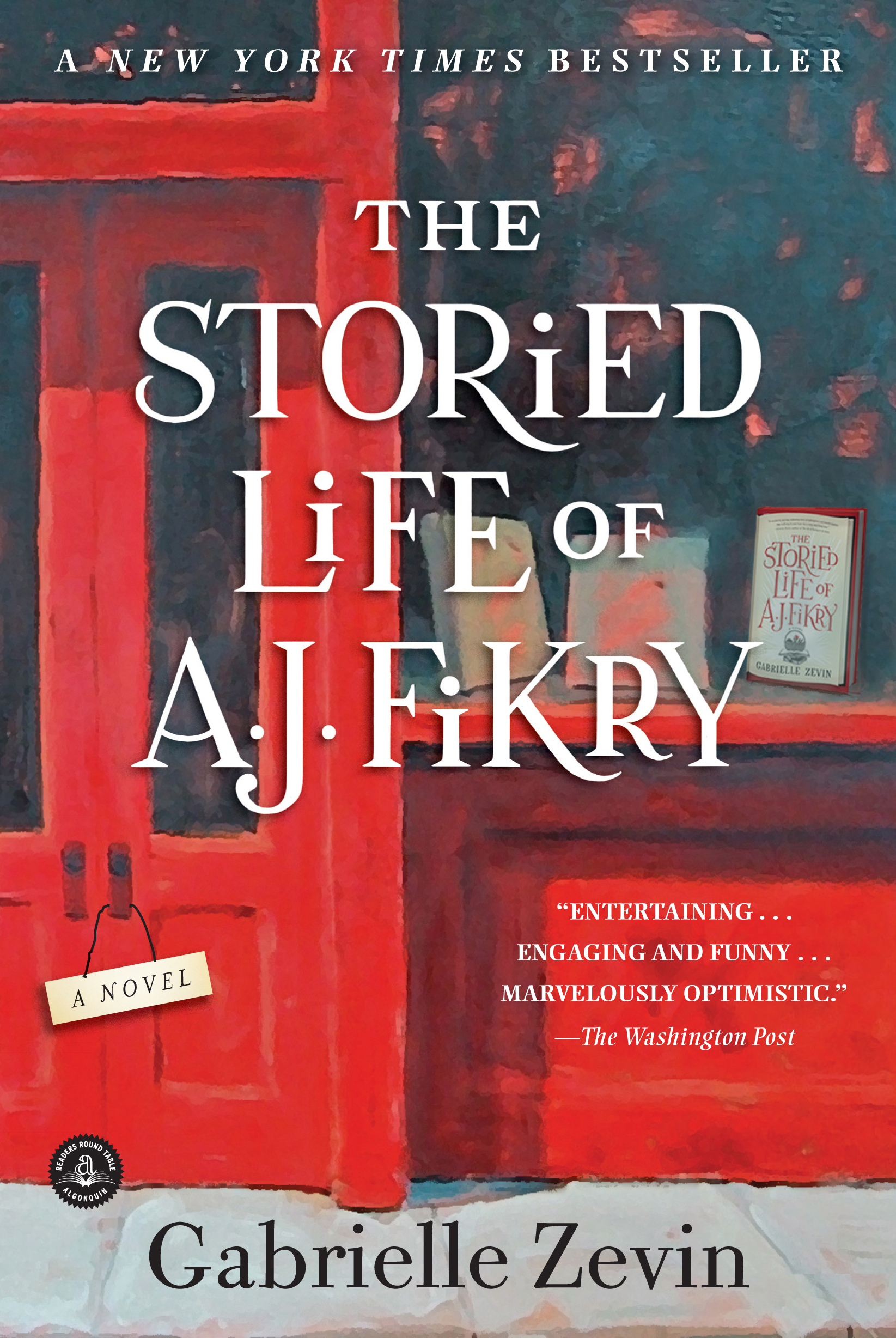 The Storied Life AJ Fikry