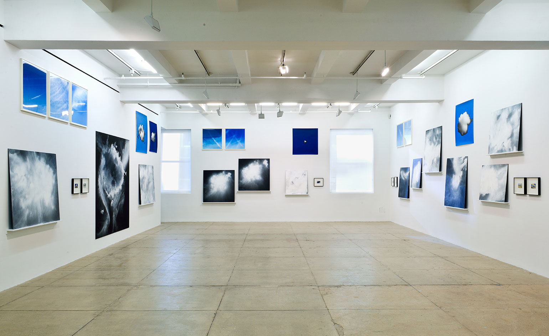 "Tacita Dean's ""Clouds"" at the Marian Goodman Gallery."