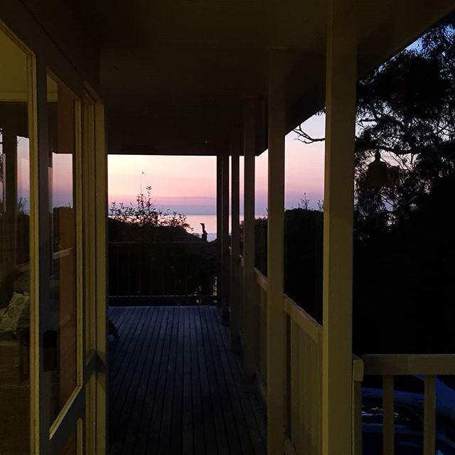 #sunsetportphillipbay  #portphillipbay  #deckview  #jacksonsdromana