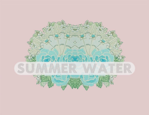 In 2010, I collaborated with my friend Anabela of  Fieldguided . Together we created  Summer Water , a shop of limited edition pieces designed by Anabela made with fabric designed by myself.