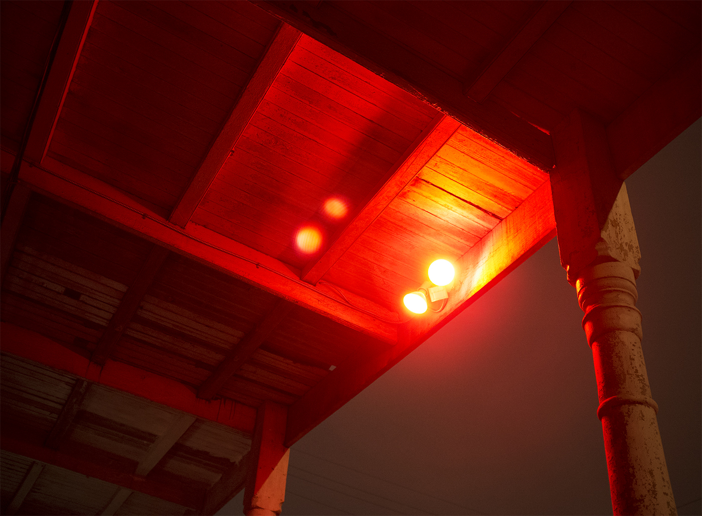 Red Lamps